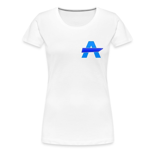 Logo Small - Women's Premium T-Shirt