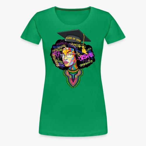 Melanin Queen Shirt - Women's Premium T-Shirt