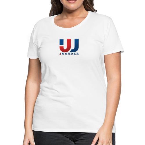 jwonder brand - Women's Premium T-Shirt