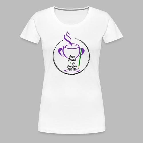 CCTCCWM Black Text - Women's Premium T-Shirt