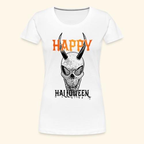 hallowen - Women's Premium T-Shirt
