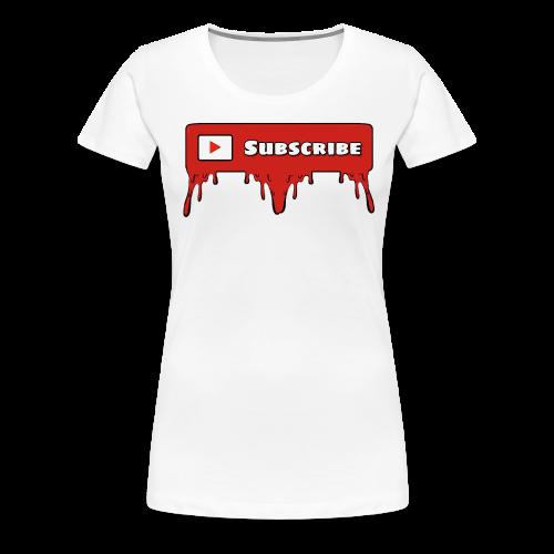 Dripping Subs - Women's Premium T-Shirt