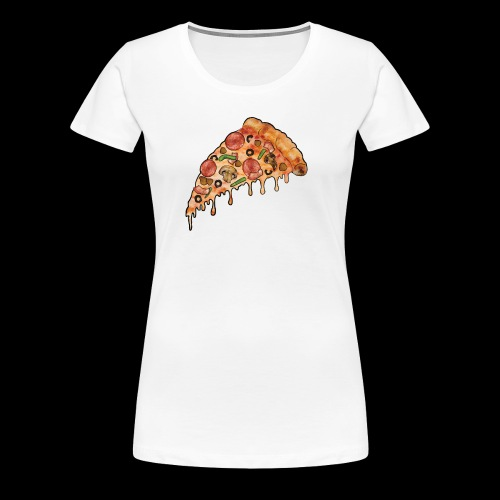 THE Supreme Pizza - Women's Premium T-Shirt