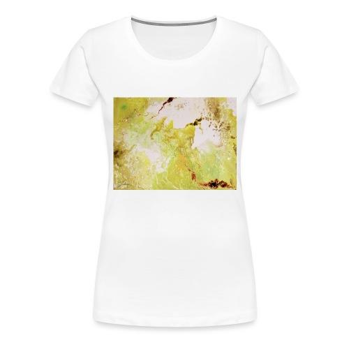 Summer Grass - Women's Premium T-Shirt