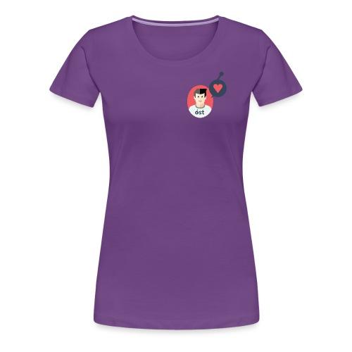 the OSTonian - Women's Premium T-Shirt