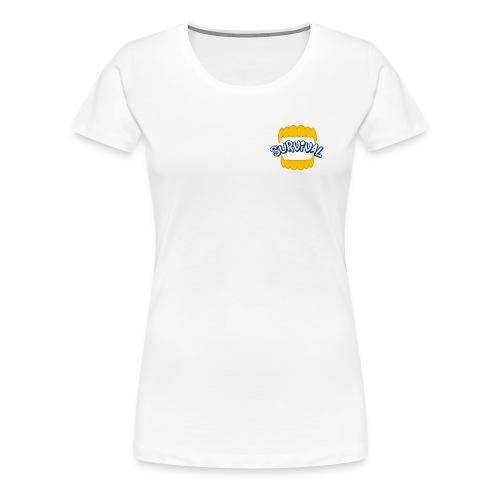 SURVIVAL - Women's Premium T-Shirt