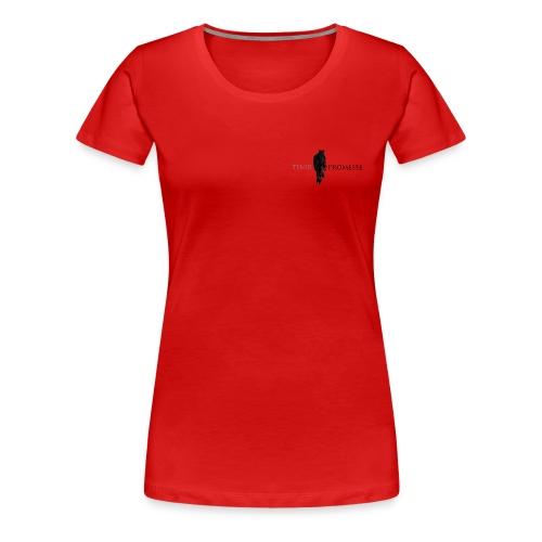 LOGO TENIR PROMESSE png - Women's Premium T-Shirt