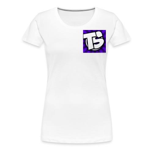 Tristan Snead Logo - Women's Premium T-Shirt