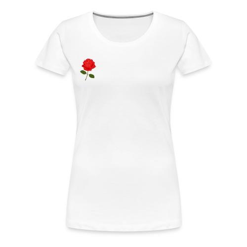 Rose Shirt - Women's Premium T-Shirt