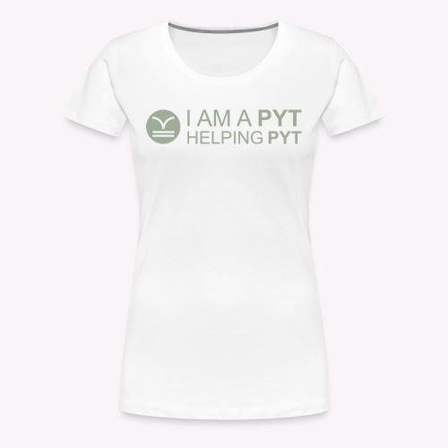 PYT 2 - Women's Premium T-Shirt