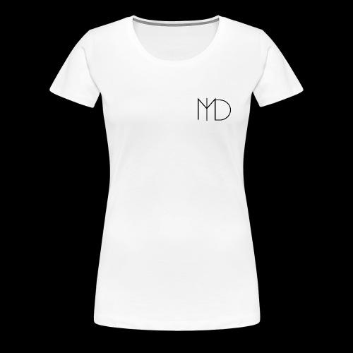 MLD Logo Classique - Women's Premium T-Shirt