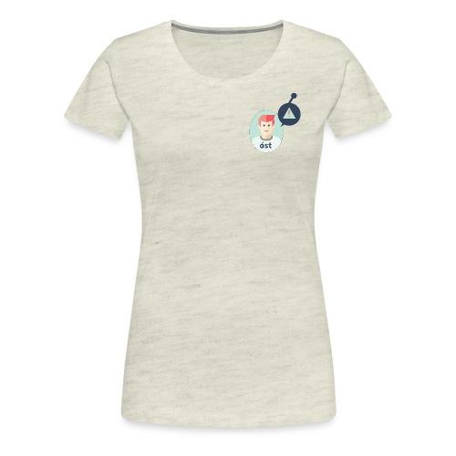 the Adam - Women's Premium T-Shirt