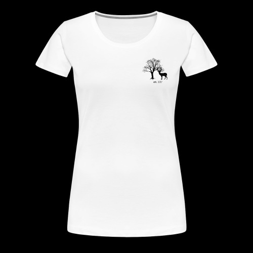 Forest Design - Women's Premium T-Shirt