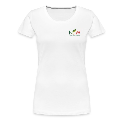 Ncw Small Logo - Women's Premium T-Shirt