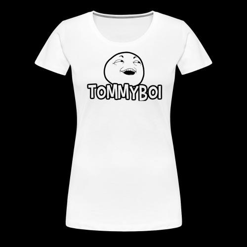 TommyBoi Original Design - Women's Premium T-Shirt