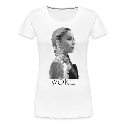Nikita WOKE Black - Women's Premium T-Shirt