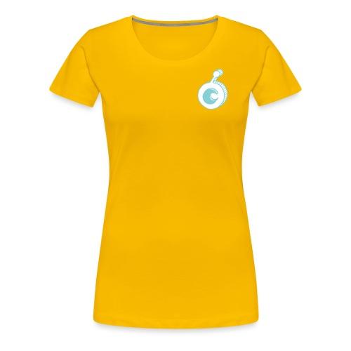 ost logo drawing - Women's Premium T-Shirt