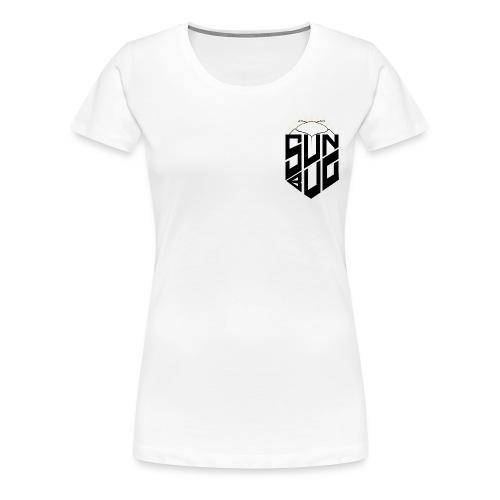 SunBug Badge - Women's Premium T-Shirt