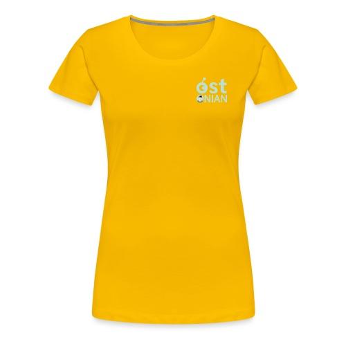 ostonian - Women's Premium T-Shirt