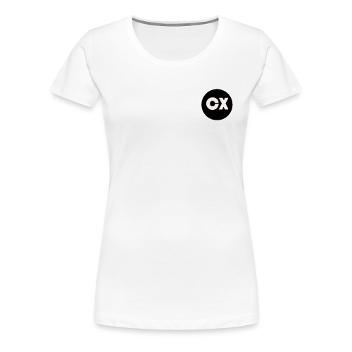 Cloudxparkour - Women's Premium T-Shirt