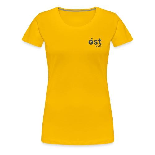 ost #jgs - Women's Premium T-Shirt