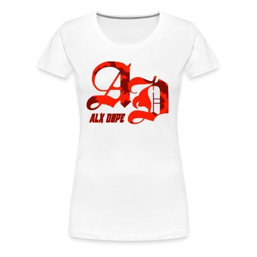 Alx Dope - Women's Premium T-Shirt
