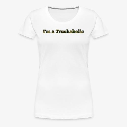 First Step - Women's Premium T-Shirt