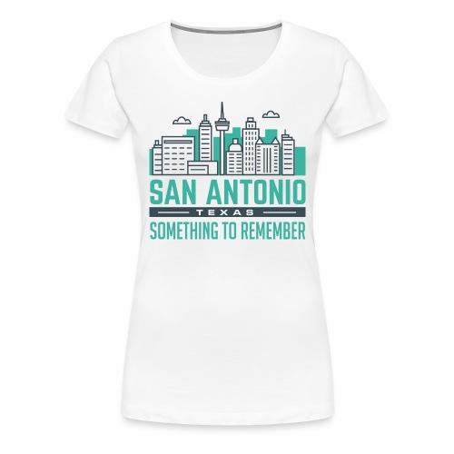 San Antonio - Women's Premium T-Shirt