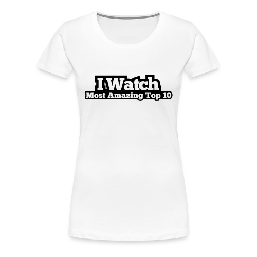 @clouted - Women's Premium T-Shirt