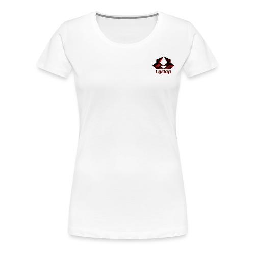 Cyclop x - Women's Premium T-Shirt