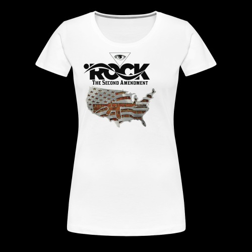 Eye Rock the 2nd design - Women's Premium T-Shirt