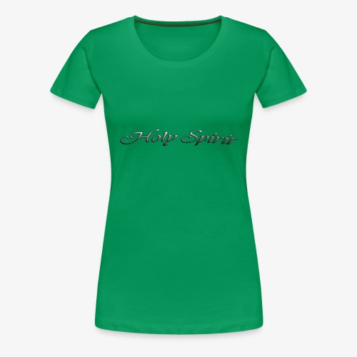 HOLY SPIRIT-23 - Women's Premium T-Shirt
