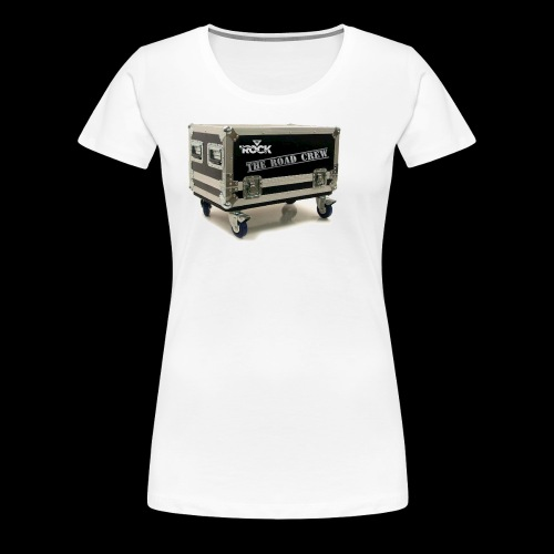 Eye rock road crew Design - Women's Premium T-Shirt