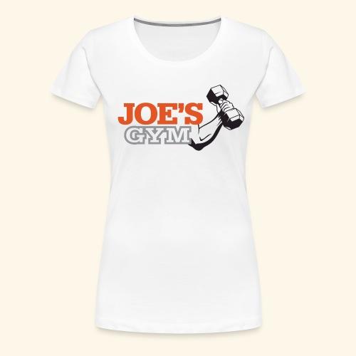 5401B788 D386 4216 A430 AA050562D750 - Women's Premium T-Shirt