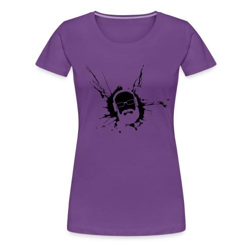 NGT Hyper Splatter - Women's Premium T-Shirt