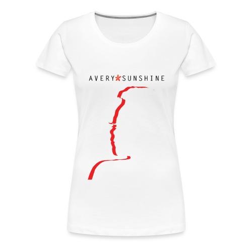 Avery*Sunshine Silhoette II - Women's Premium T-Shirt