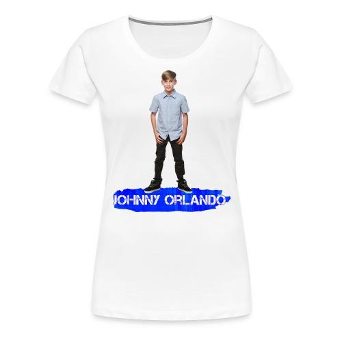 Johnny Orlando - Women's Premium T-Shirt