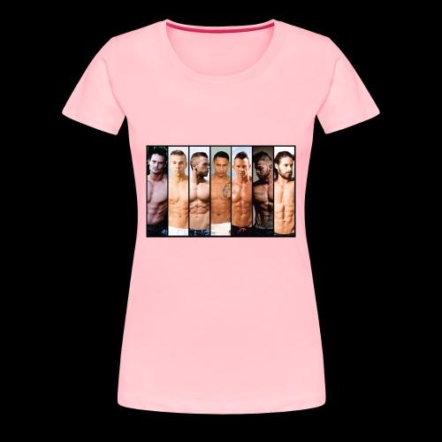 Hong Kong 2018 BILLBOARD - Women's Premium T-Shirt