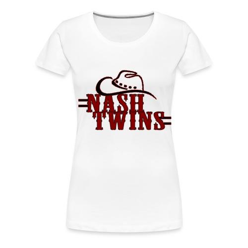 Nash Twins - Long Sleeve - Women's Premium T-Shirt