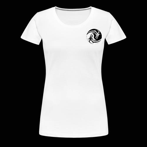 Ying Yang Dragon Merch - Women's Premium T-Shirt