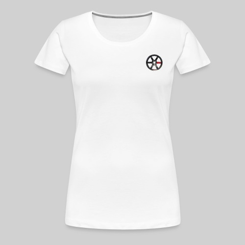 TE37 Wheel - Women's Premium T-Shirt