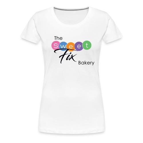 The Sweet Fix Logo - Women's Premium T-Shirt