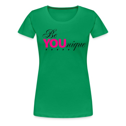 Be Unique Be You Just Be You - Women's Premium T-Shirt