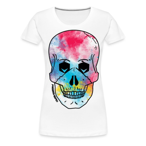New PRIZMHEAD Skull png - Women's Premium T-Shirt