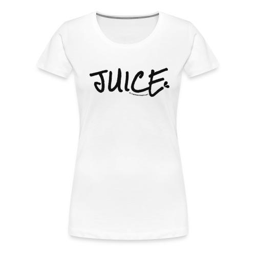 Black Juice - Women's Premium T-Shirt