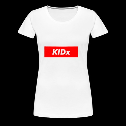 KIDx Clothing - Women's Premium T-Shirt