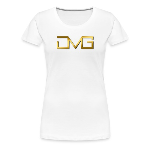 JMG Gold - Women's Premium T-Shirt