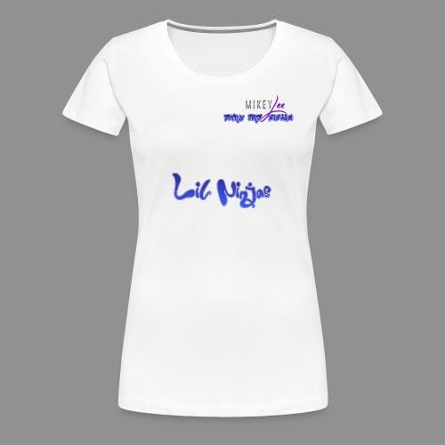 Lil Ninigas - Women's Premium T-Shirt