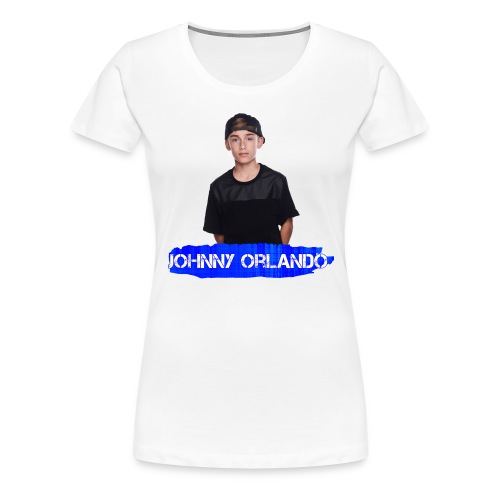 Johnny Orlando - Women's Premium T-Shirt