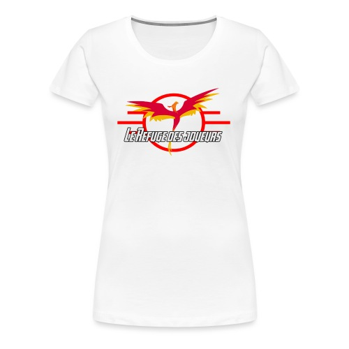 Official Logo LRJ - Women's Premium T-Shirt